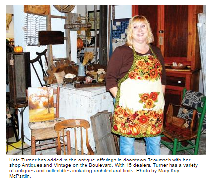 Antiques and Vintage on the Boulevard