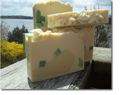 Lemon Verbana All Natural Soap